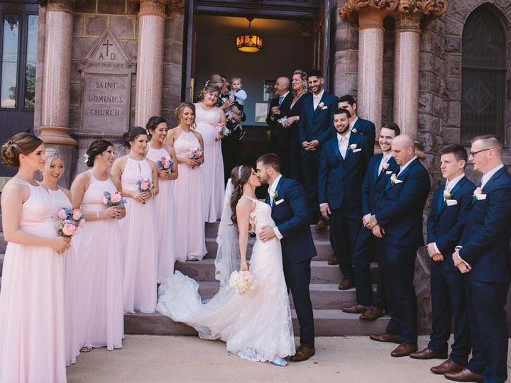 Tmx 1515182755 15be1fe046dff525 1515182754 A9b3367d61f4e5e4 1515182754048 6 Marykate Pottstown, PA wedding beauty