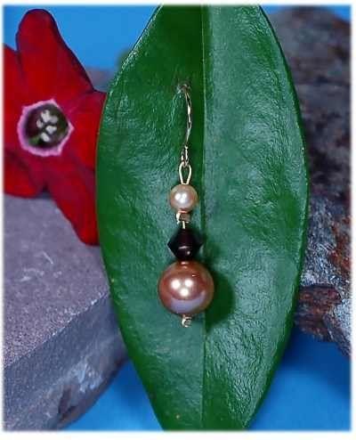 Tmx 1272079074637 Treasuredropearring1 Shawnee wedding jewelry