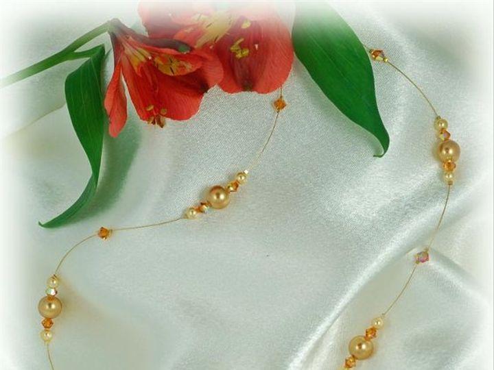 Tmx 1272080042106 Romancenecklace Shawnee wedding jewelry
