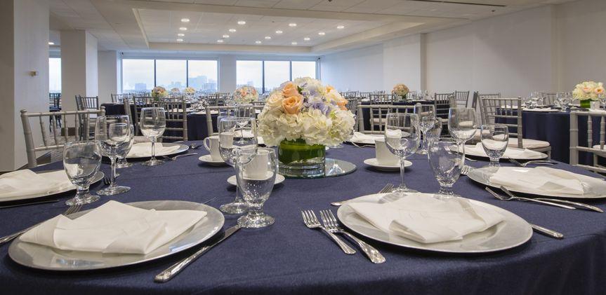 Hilton room - formal