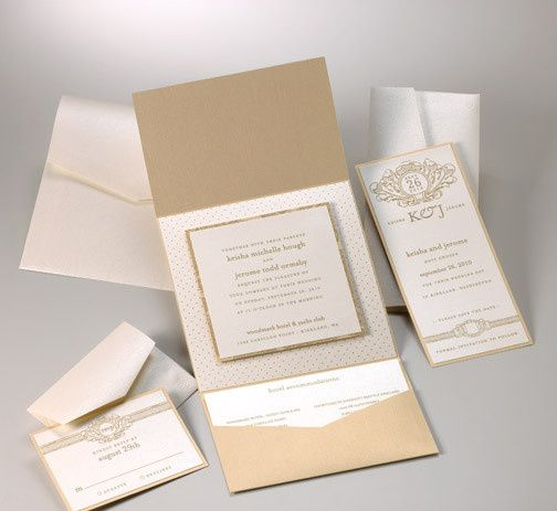 Tmx 1493299691507 Jsd E Gold White Elegant Wedding Invitation Hanover wedding invitation