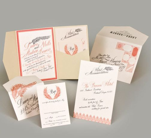 Tmx 1493299756913 Jsd E Script Orange Beige Modern Wedding Invitatio Hanover wedding invitation