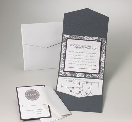 Tmx 1493299778000 Jsd E Silver Floral Modern Elegant Wedding Invitat Hanover wedding invitation