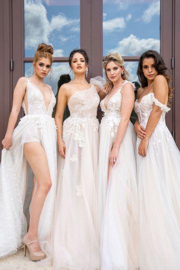 Dresses by Berta