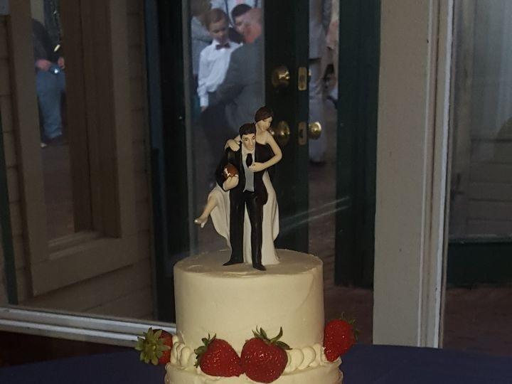 Tmx 1502087631502 Phone Pics 457 Wills Point, Texas wedding cake