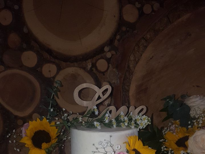 Tmx 1502087655230 Phone Pics 1433 Wills Point, Texas wedding cake