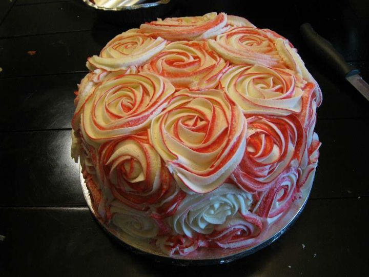 Tmx 1502088688548 Phone Pics 602 Wills Point, Texas wedding cake