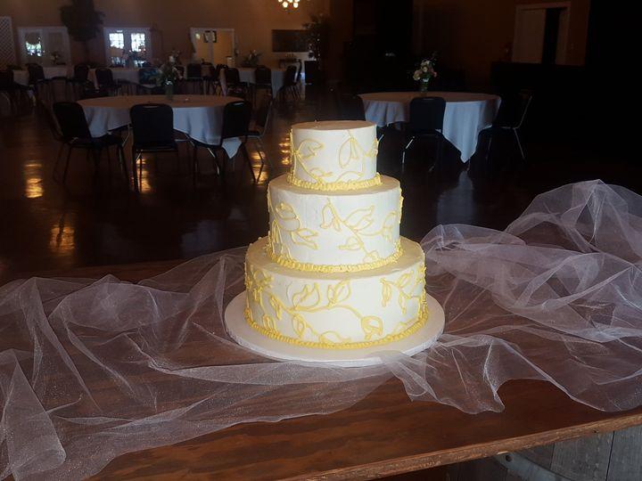 Tmx 1502089923188 Phone Pics 450 Wills Point, Texas wedding cake