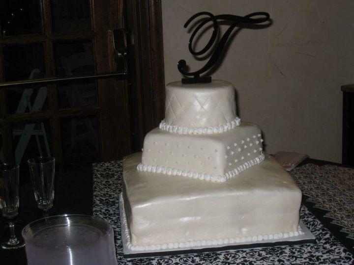 Tmx 1502090928615 Phone Pics 594 Wills Point, Texas wedding cake