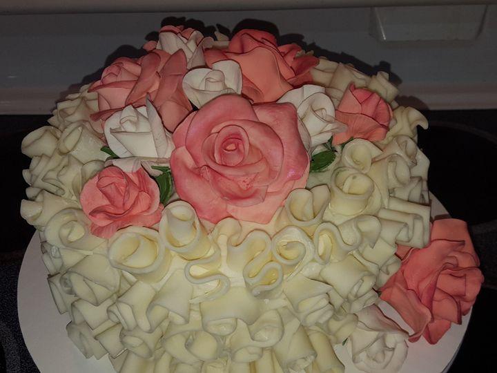 Tmx 2019 7 20 Phone Pics 1437 51 978499 1563680000 Wills Point, Texas wedding cake