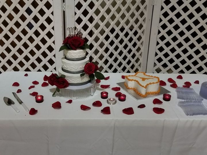 Tmx 2019 7 20 Phone Pics 1580 51 978499 1563680222 Wills Point, Texas wedding cake