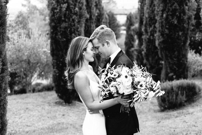 Tuscany bridal bouquet