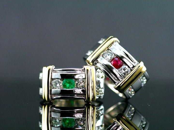 Tmx 6 Completedrings 51 1019499 Fort Lauderdale, FL wedding jewelry
