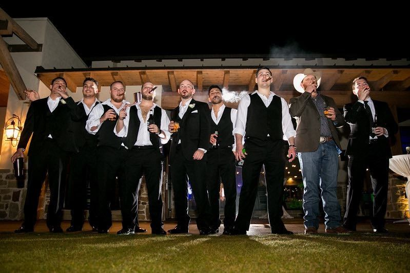 Groomsmen - Peary Photography