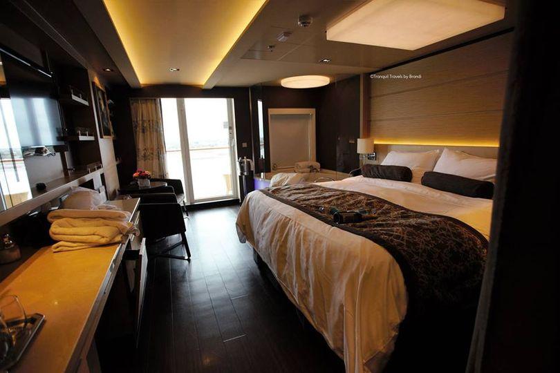 Balcony Suite Norwegian Cruise
