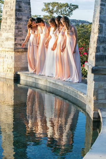 Bridesmaids - Peary Photography