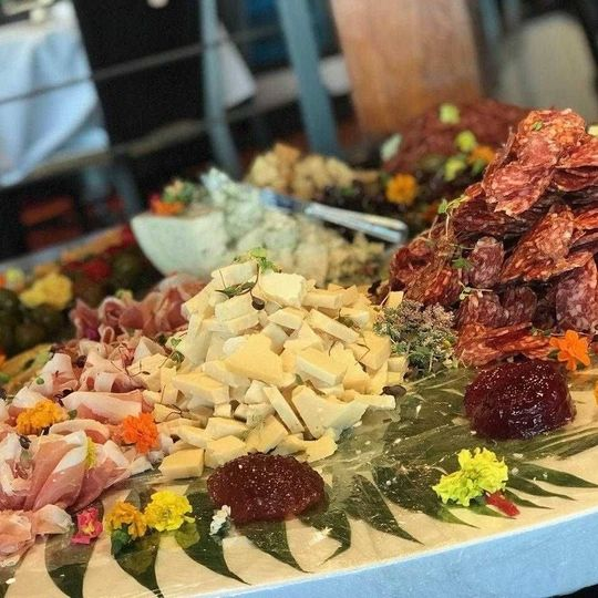 Meats and Cheese
