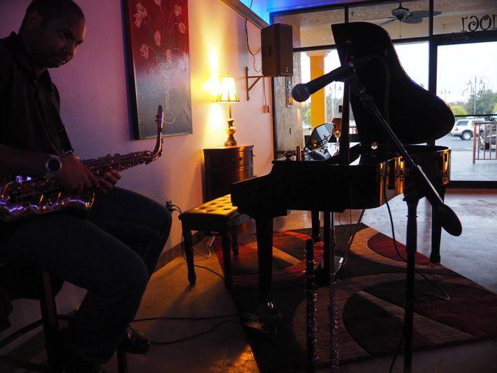 Musical setup