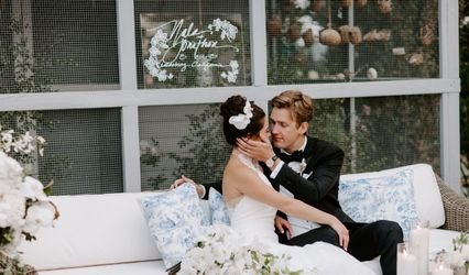The wedding of Brittany and Toby