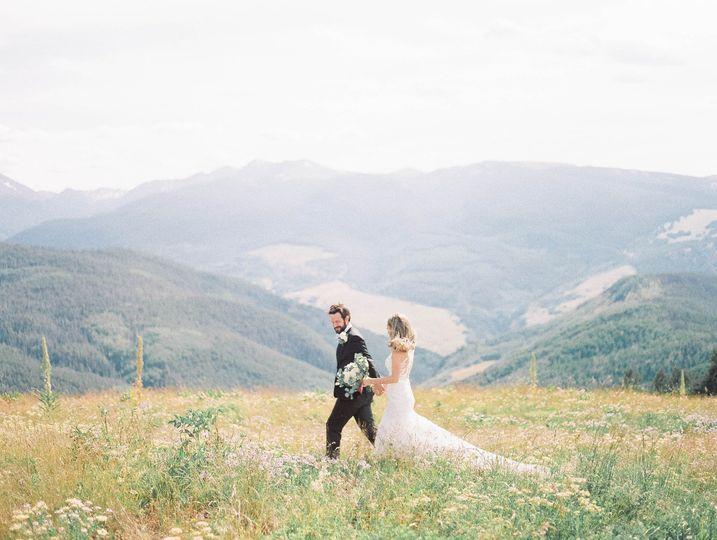 August wedding in Vail