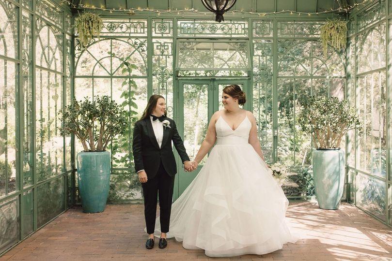 September wedding in Denver