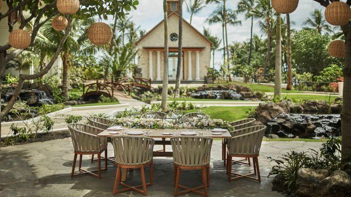 Four Seasons Resort O Ahu At Ko Olina Venue Kapolei Hi