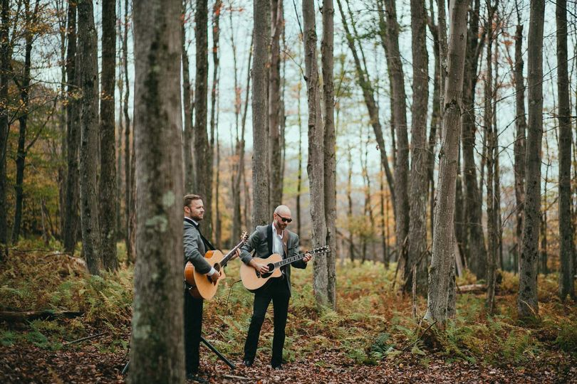Acoustic duo for ceremony