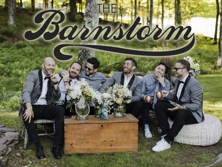Tmx 1504487120590 Barnstorm Roxbury Hi Res2 Brooklyn, NY wedding band