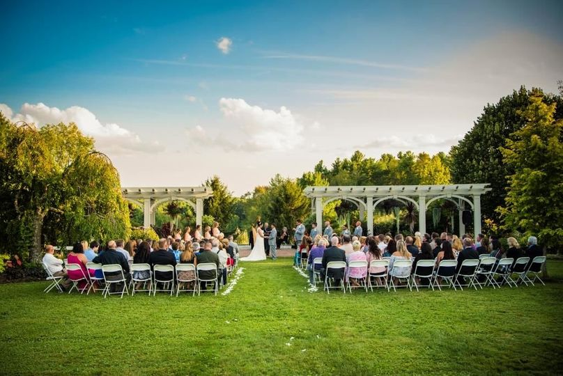 Tower Hill Botanic Garden - Venue - Boylston, MA - WeddingWire