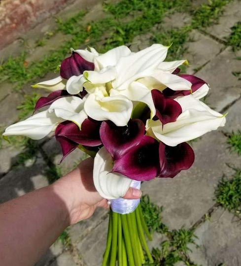 Aug 2019 Bridal bouquet