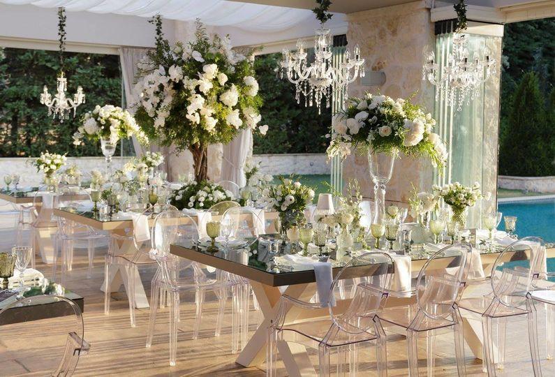 venus dinner table louis ghost armchair royal
