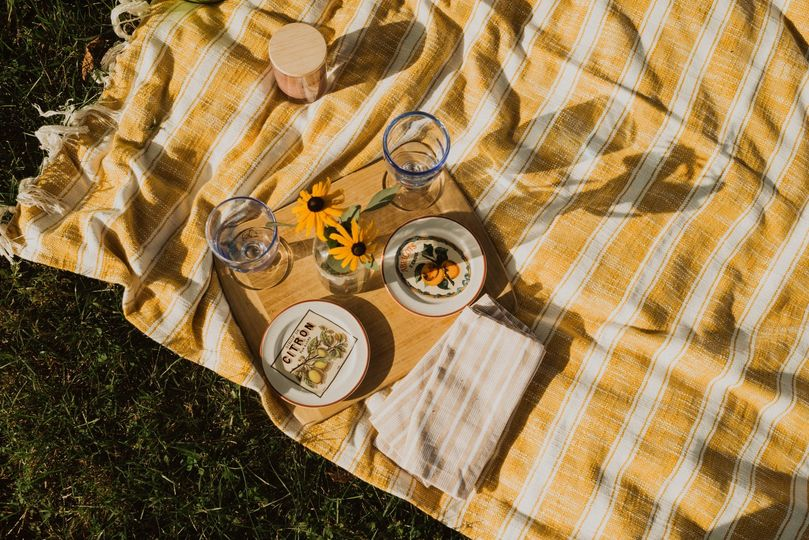 Styled picnic by JKP