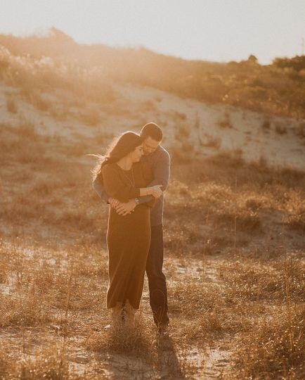 Couples/maternity session