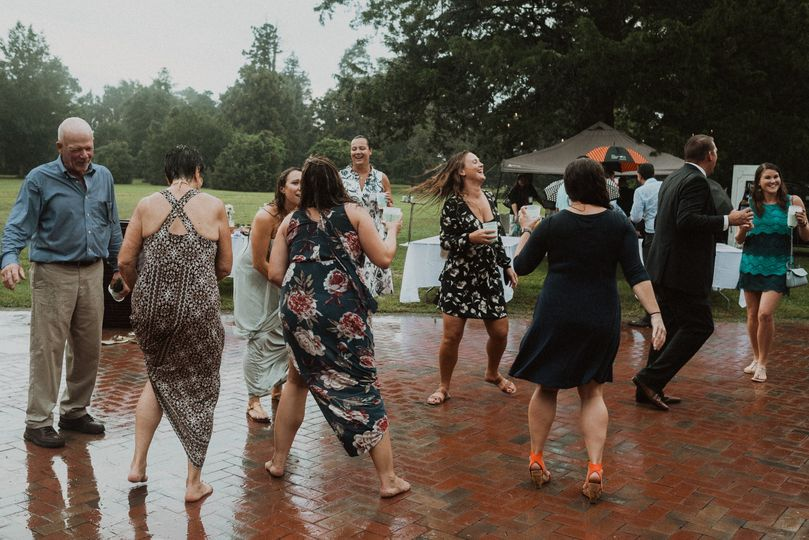 Knotts island wedding