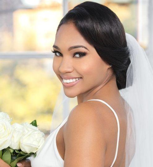 crop bridal