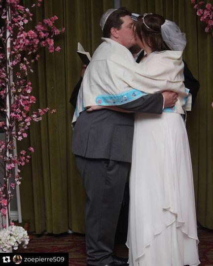Beautiful Jewish Wedding