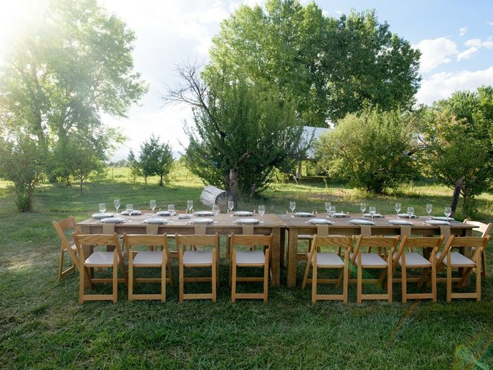 Tmx Farm Table Large Tent 51 1916599 157988322268584 Longmont, CO wedding venue