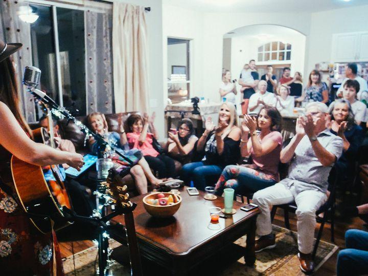 Tmx Julie House Concert 2 51 1036599 New Port Richey, FL wedding band