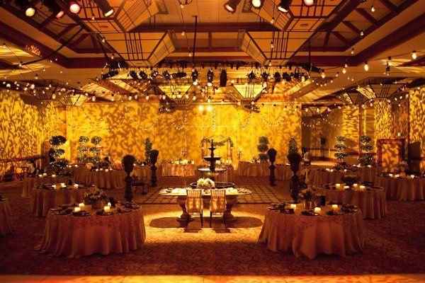 Tmx 1264720841132 AGuatemalanandItalianInspiredWeddingLightingProduction Roseville wedding dj