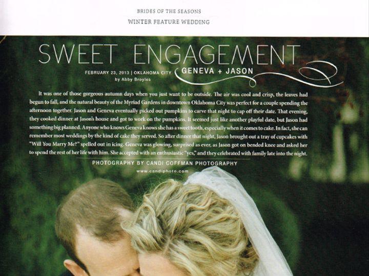 Tmx 1437517838500 Boo Wedding1 Oklahoma City wedding dress