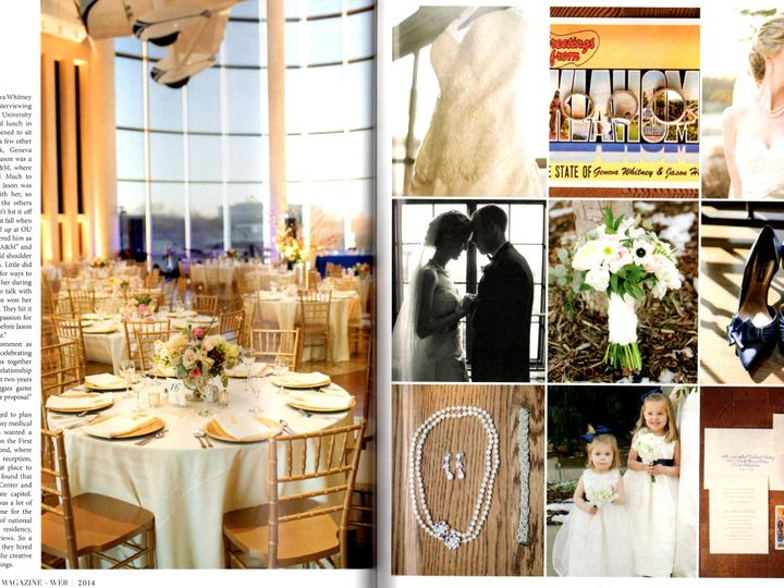 Tmx 1437517890394 Boo Wedding2 Oklahoma City wedding dress