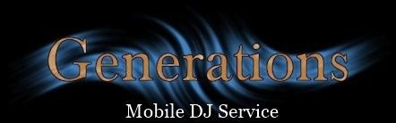Generations Mobile DJ Service