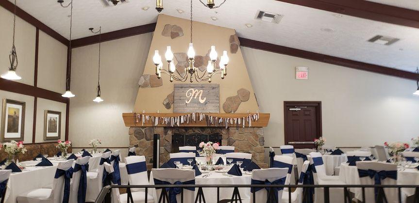 Lismore Room Wedding