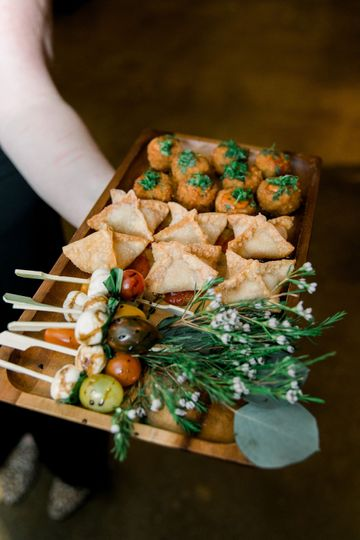 Hors D'oeuvres-Dupree Catering