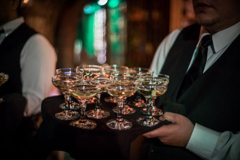 Magic Bistro cocktail hour