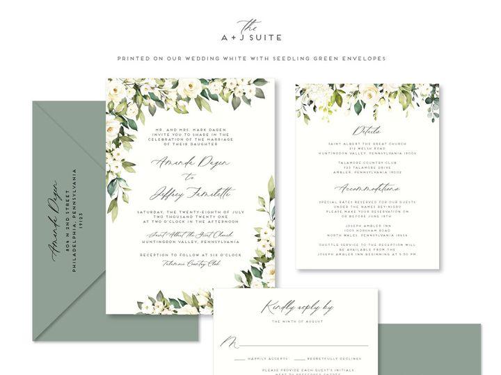 Tmx Aj 51 678599 161513588070683 Philadelphia, PA wedding invitation