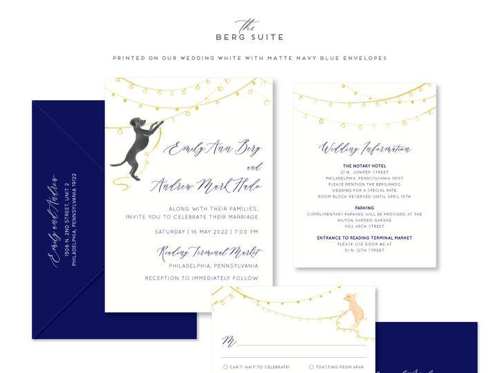 Tmx Berg 51 678599 161513588073105 Philadelphia, PA wedding invitation