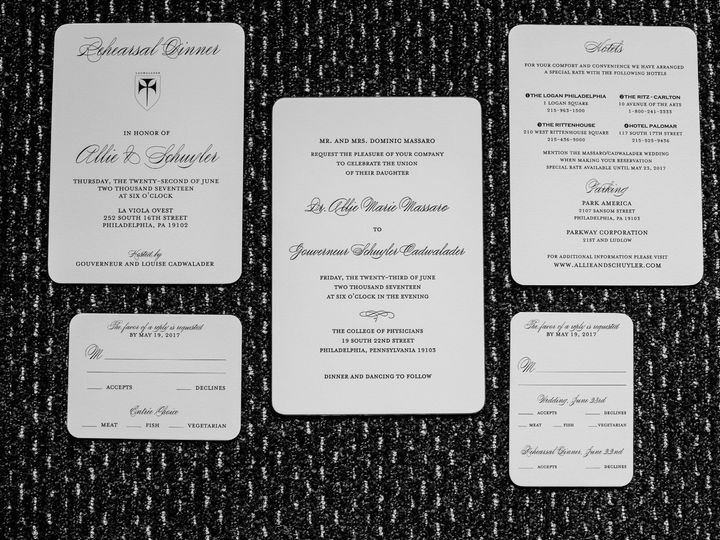 Tmx Cadwalader 039 51 678599 1568578784 Philadelphia, PA wedding invitation