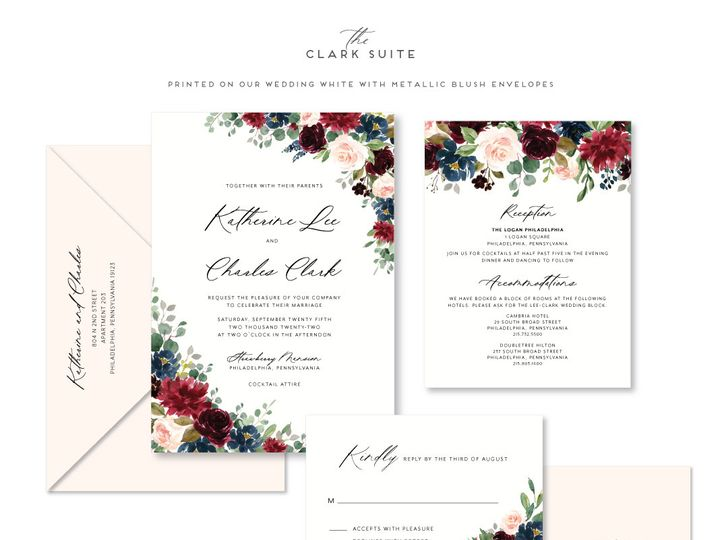 Tmx Clark 51 678599 161513588011167 Philadelphia, PA wedding invitation