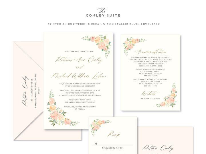 Tmx Conley 51 678599 161513588198424 Philadelphia, PA wedding invitation